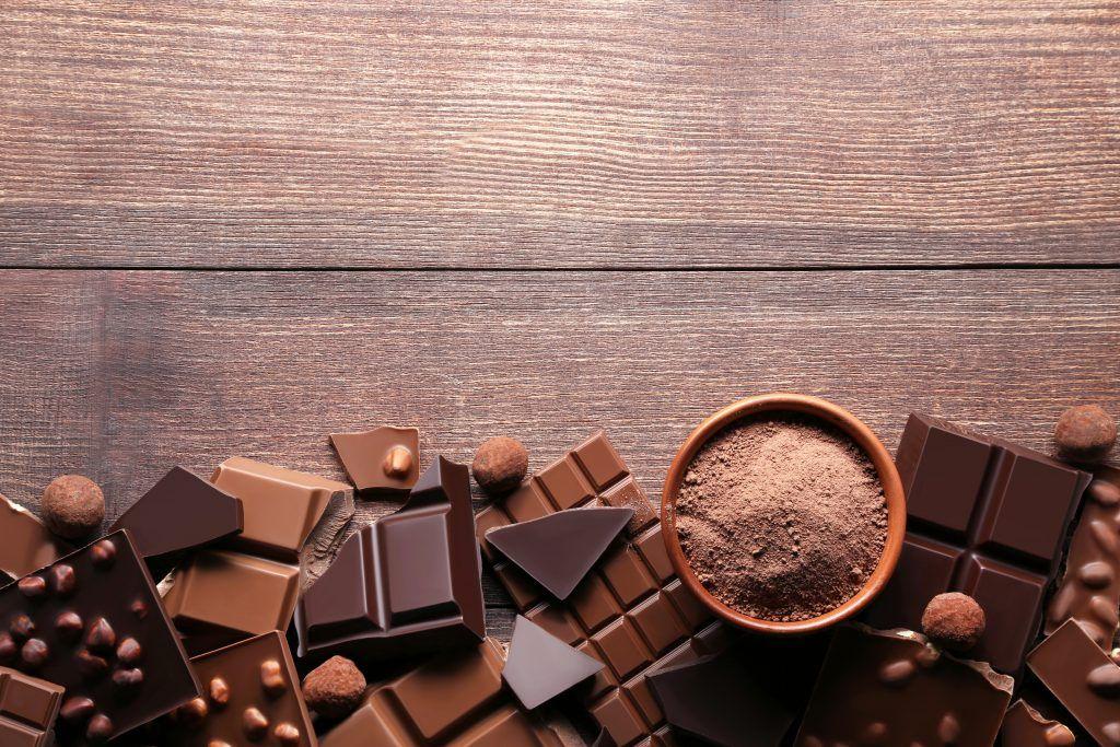 chocolate para adelgazar